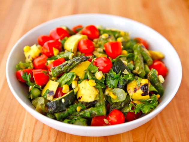 Grilled-Vegetable-Salad-3
