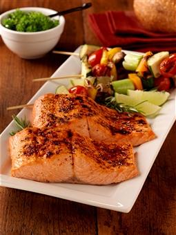 Peixe e antioxidantes